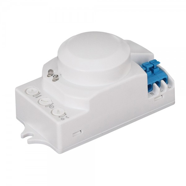 Bioledex 12 VDC Mikrowellen Bewegungsmelder Hochfrequenz HF-Sensor, Erkelenz