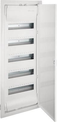 Hager VH60NC Kleinverteiler Hohlwand 5x12TE Kunststoff IP30 inkl. Tür