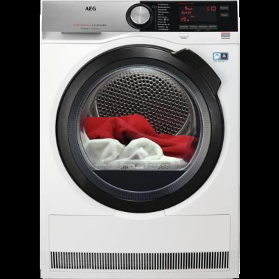 AEG Lavatherm T9DS87689 Wärmepumpentrockner weiß / A+++