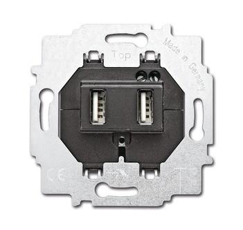 Busch-Jaeger 6472 U USB-Netzteil-Einsatz, USB-Ladegeräte, USB-Ladegeräte