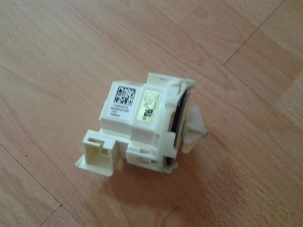 AEG F56602IMOP, Ablaufpumpe