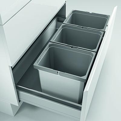 Naber, 8012478, Cox® Box 275 K/900-3, ohne Biodeckel, hellgrau. Erkelenz