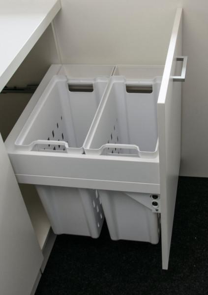 Naber, 8031107, Pullboy Soft-Wäscheauszug 60, weiß, Erkelenz