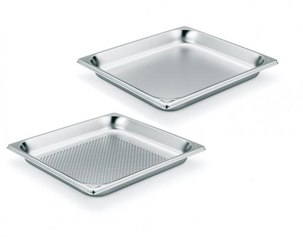 Naber Gastro Behälter 5. gelocht. Für waterstation® cubic und cubic basic Einbauspülen. Einhängen, Spüle, Dampfgarer.Erkelenz