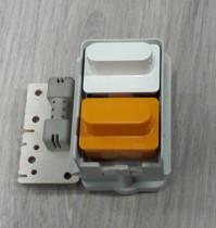 Miele, W3923WPS, Waschautomat, Tastatur, 2fach, T.Nr.: 6675211, gebraucht, Ersatzteil, Erkelenz