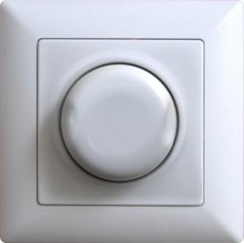 Gunsan Visage Dimmer Switch 1000W Unterputz Weiss, Erkelenz