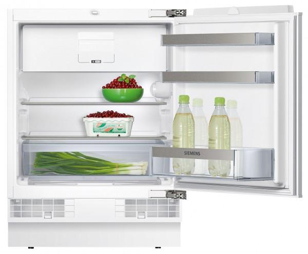 Siemens, KU15LA60, Kühlschrank, Einbaugerät, EEK:A++, 108/15l, unterbaufähig, festtür, 140kwh, Kühlschrank in Erkelenz