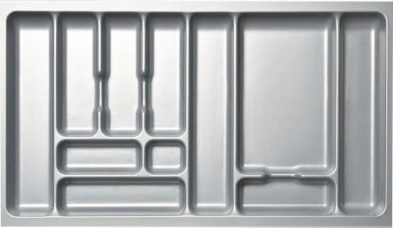 Naber, 8030007, Besteckeinsatz 4, für 900er Schrank, B 818, T 473 mm, Erkelenz