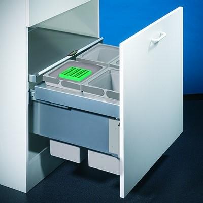 Naber, 8012316, Cox® Base 360 S/600-4 8012316, ohne Biodeckel, hellgrau, H 360 mm, Erkelenz