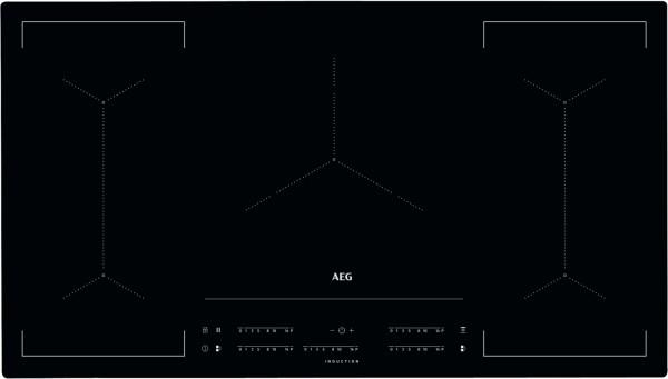 AEG IKE95454IB Autarkes Kochfeld 90cm, schwarz, Erkelenz