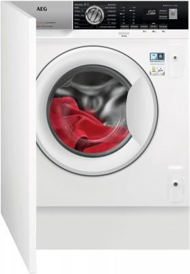 AEG L7FBI6480 vollintegrierbare Waschmaschine 8kg 1400U/min A+++