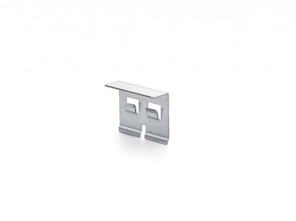Naber, 8012364, Halterung für Aufbewahrungsbox, silber, Erkelenz