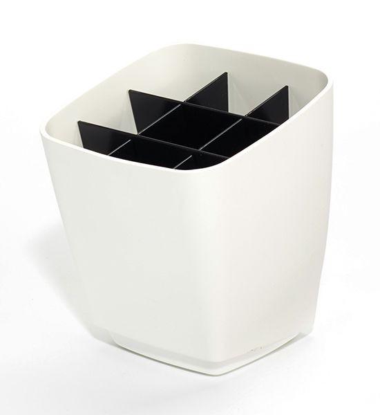 Naber, 8045014, Linero MosaiQ, Köcherhalter, weiß, RAL 9003, Erkelenz
