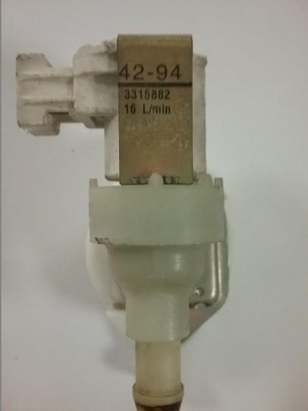 Miele WS5427 Professional Waschmaschine - Zulaufventil 3/4 Z 319 16L T.Nr.: 3315882