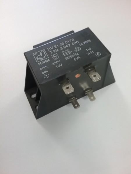 Miele H818EW/C Einbaubackofen - Transformator BVEI 48 - T.Nr.: 3947490