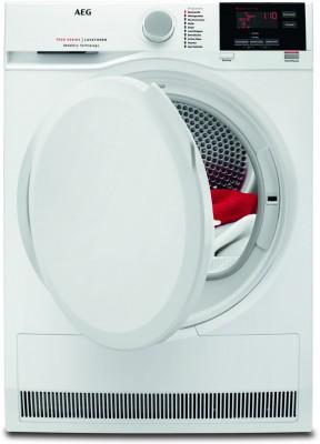 AEG Lavatherm T7DB60470 Wärmepumpentrockner weiß / A+