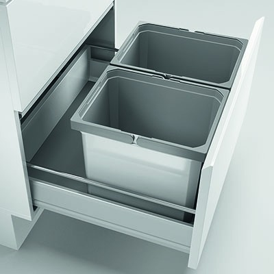 Naber, 8012474, Cox® Box 275 K/600-2, ohne Biodeckel, hellgrau. Erkelenz