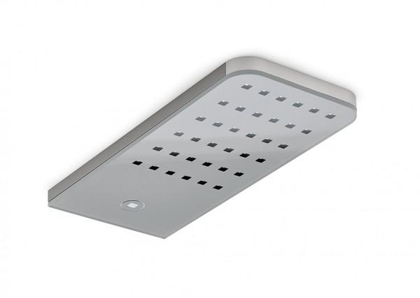 Naber, 7061090, Flip LED Einzelleuchte, ohne Schalter, edelstahlfarbig, Erkelenz