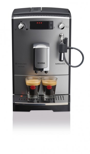 NIVONA NICR530, Kaffeevollautomat Caf/Cap CafeRomatica si Espressoautomat, Erkelenz