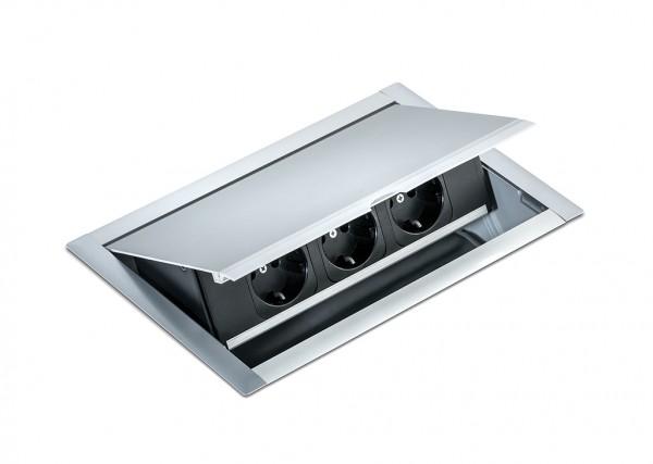 Naber, 9015032, PowerFit K, Aluminium eloxiert, Erkelenz