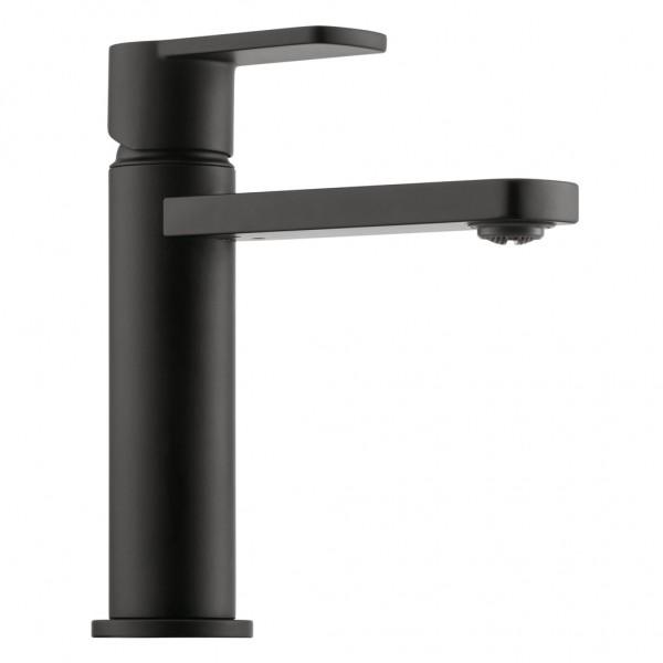 Naber 5011286 Glam 1, Einhebelmischer schwarz matt Hochdruck, Erkelenz