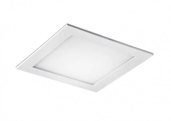 Naber, 7062039, Palladio XL LED, silberfarbig, Erkelenz