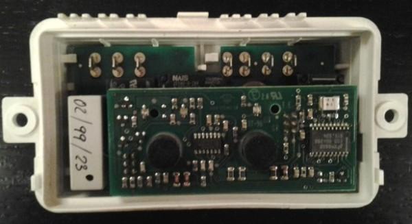 AEG 61100M-mn, Zweikreis-Touchelektronic