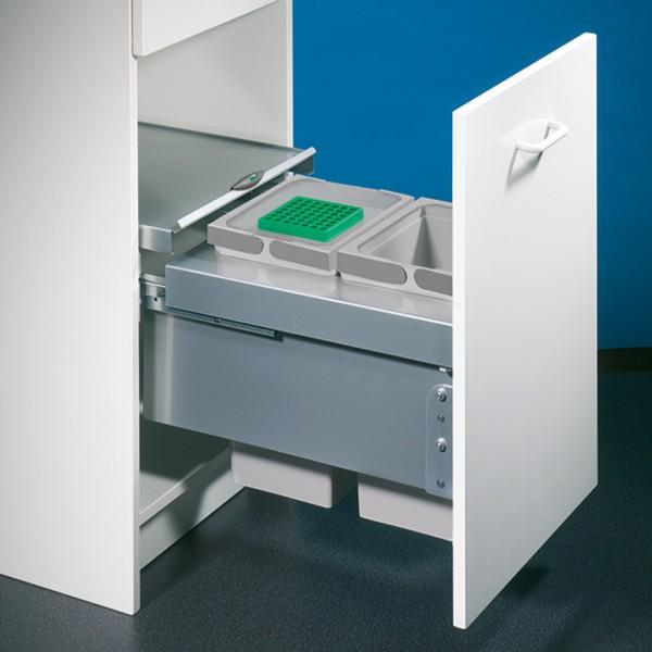 Naber, 8012300, Cox® Base 360 S/400-2, ohne Biodeckel, hellgrau, H 360 mm, Erkelenz