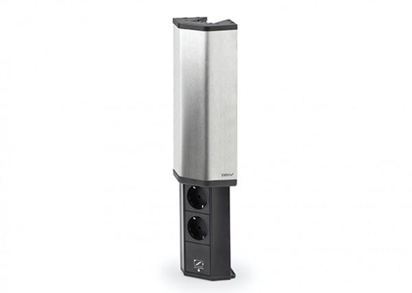 Naber, 8031150, Evoline® V-Port-USB Edelstahl, Erkelenz