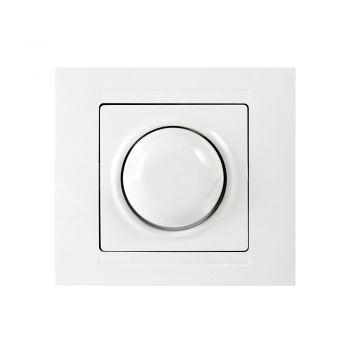 Gunsan Moderna, Dimmer, Switch, 1000W, Unterputz, Weiss, Erkelenz