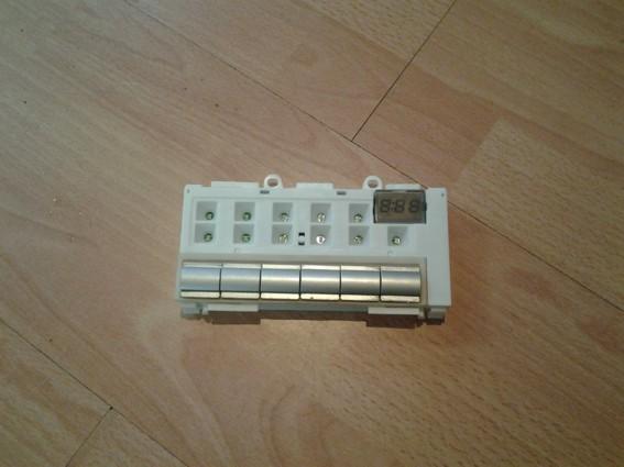 AEG F56602IMOP, Anzeigen u, Schaltelektronic