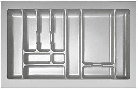 Naber, 8034261, Besteckeinsatz 5, für 900er Schrank, B 810, T 480 mm, Erkelenz