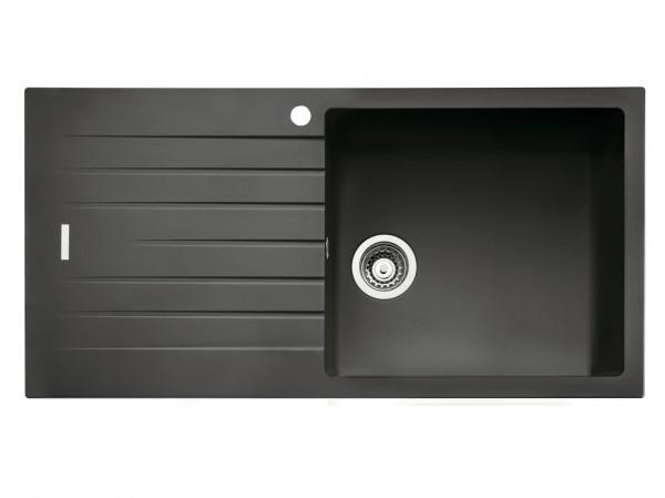 Naber 1106001, Angola 100, granit, nero, Erkelenz