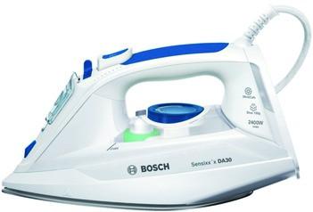 Bosch Kühlschrank Blau : Bosch tda302401w dampfbügeleisen 2400w weiß blau hausmann elektro