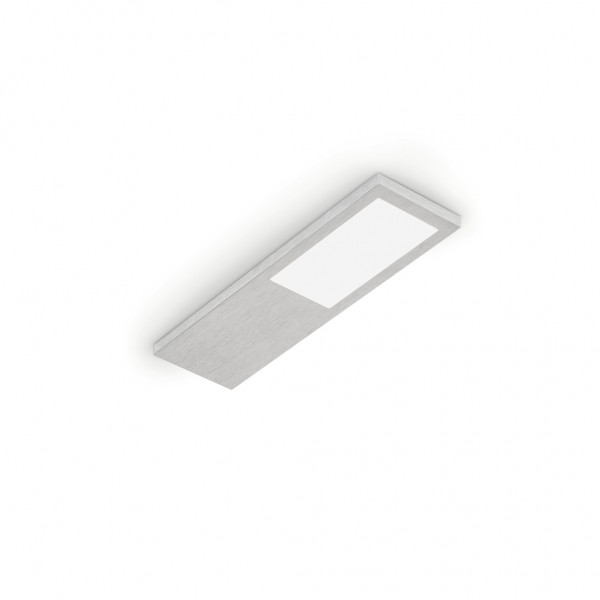 Naber 7062325 Livello Farbwechsel LED, Set-5, alufarbig, Erkelenz