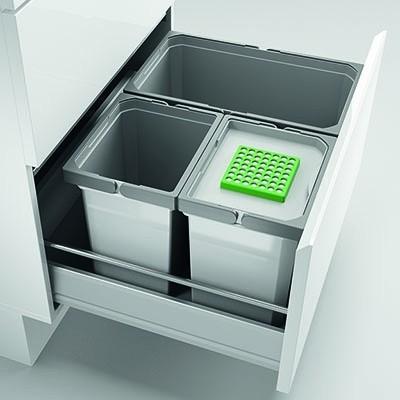 Naber, 8012463, Cox® Box 275 S/600-3 Bio, hellgrau, Erkelenz