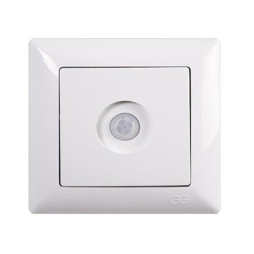 Gunsan 01281100100164, Bewegungsmelder Unterputz Einbau-Sensor für Lampen , Erkelenz