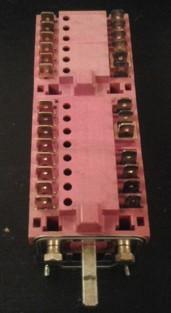 Miele H812 B Backofenschalter, 2927/18, T.-Nr.1923601
