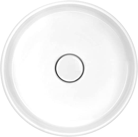 Naber Patera 40 Aufsatzwaschbecken rund weiß, Erkelenz