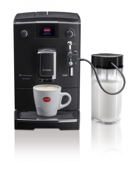 NIVONA NICR680, Kaffeevollautomat Caf/Cap CafeRomatica sw Espressoautomat, Erkelenz