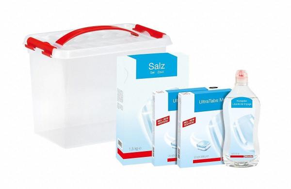 Miele Miele GS SP 0403 T, Starter-Paket, Tabs, Reinigung, Tabs, Spülmittel, Erkelenz