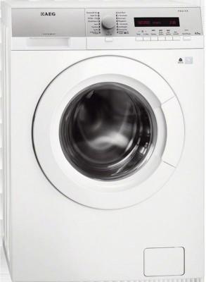 AEG Lavamat L76275SL Stand-Waschmaschine-Frontlader weiß / A+++