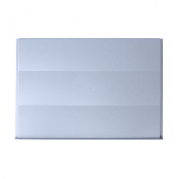 Naber, 8010157, Ersatzdeckel, alu grau, Erkelenz