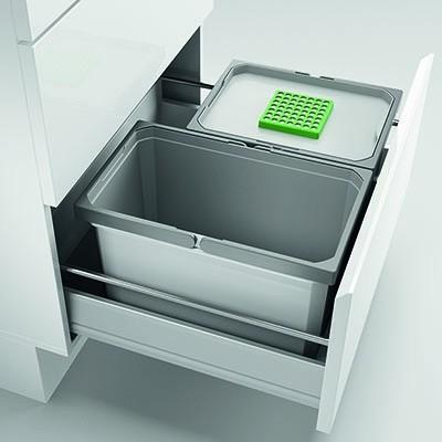 Naber, 8012449, Cox® Box 235 S/600-2 Bio, hellgrau, Erkelenz