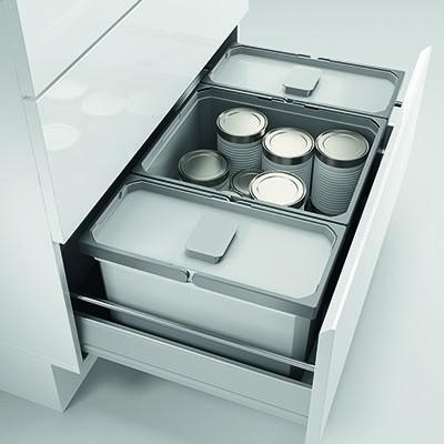 Naber, 8012503, Cox® Box 220/800-3, hellgrau, Erkelenz