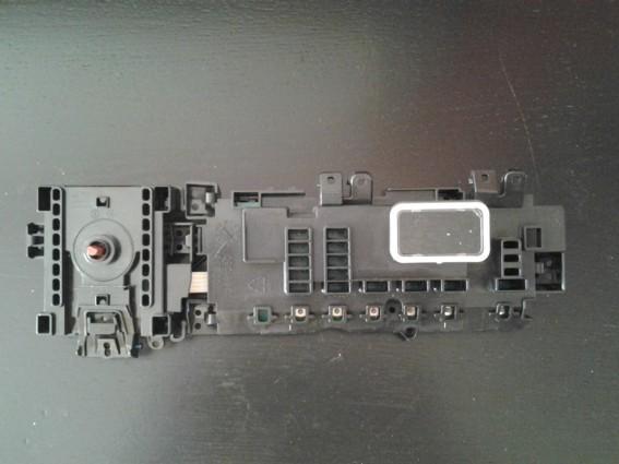 AEG T 65278AC Bedienelektronik