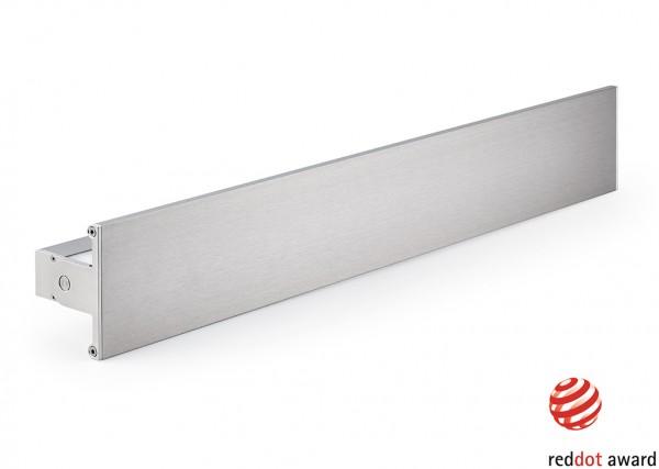 Naber, 7055052, Planato E mit Schalter, edelstahlfarbig, L 1200 mm, 28 W, Erkelenz