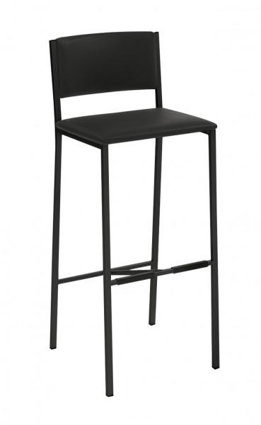 Naber 3038071 Sienna 3K, Gestell schwarz, Bezug schwarz, Erkelenz