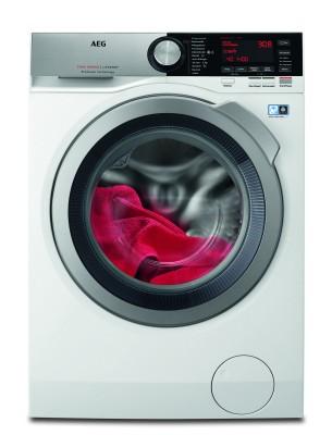 AEG L7FE86404 Waschmaschine 10kg 1400 U/min A+++ Frontlader Aqua Control System (Weiß)