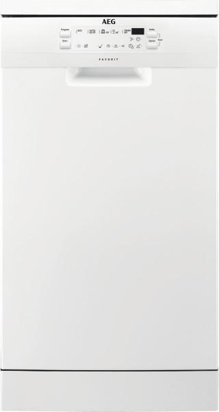 AEG, ELECTROLUX, FFB51400ZW, Geschirrspüler, A+, weiß, Erkelenz